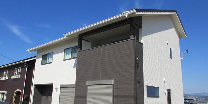 新築住宅 施工事例2