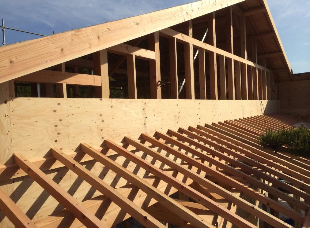 新築住宅 施工事例1